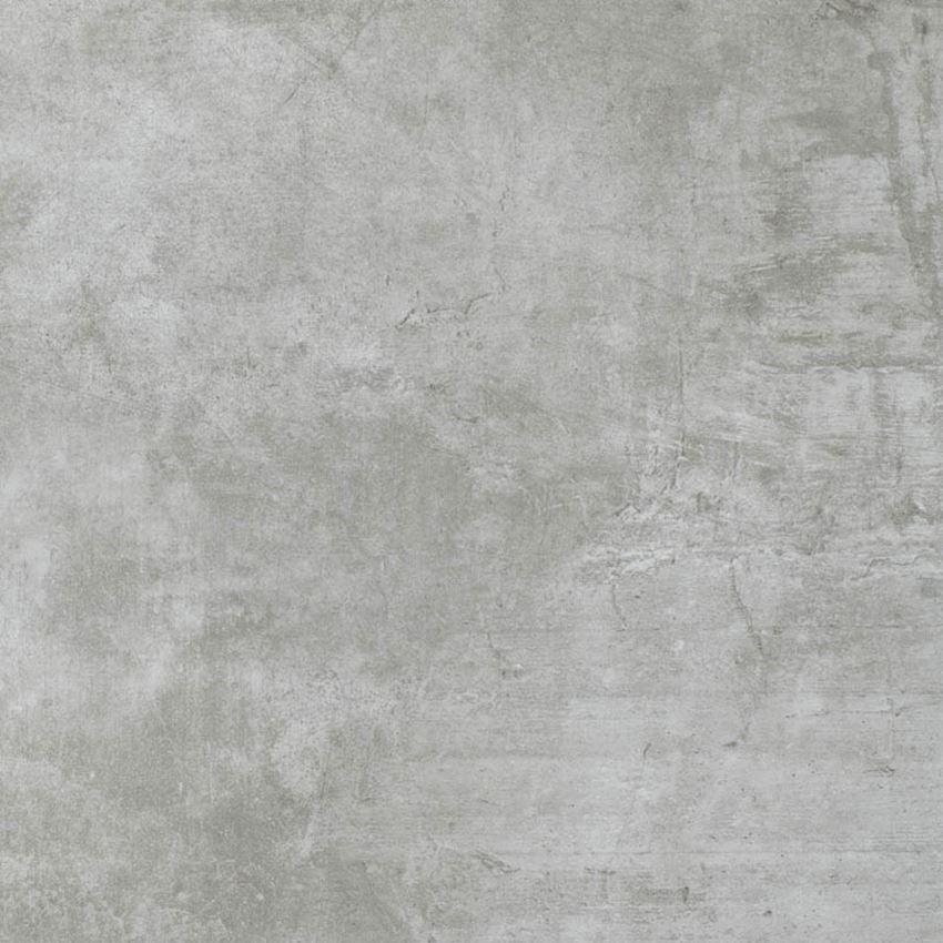 Płytka uniwersalna 59,8x59,8 cm Paradyż Scratch Grys Gres Szkl. Rekt. Półpoler