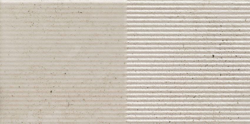 Dekor ścienny 29,8x14,8 cm Tubądzin Contrail B STR
