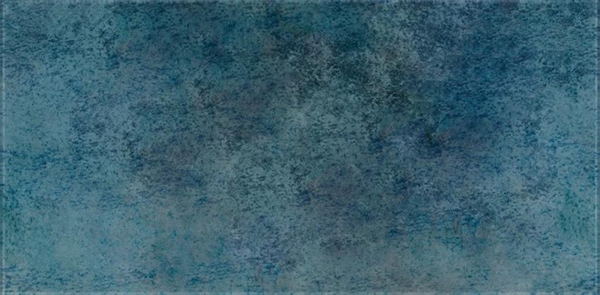 Dekoracja ścienna (gr. 6 mm) 29,5x59,5 cm Paradyż Uniwersalne Inserto Szklane Paradyż Turkois A