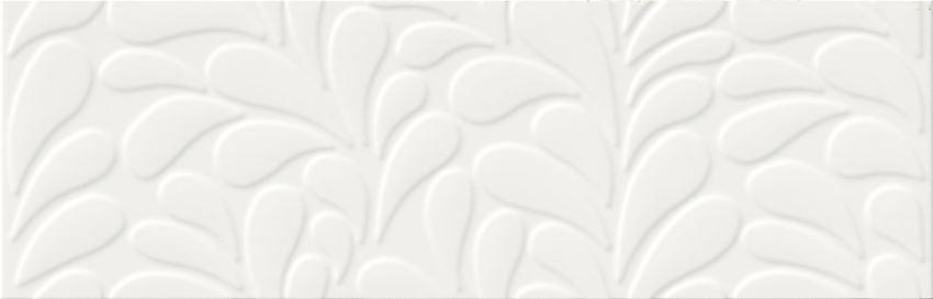 Płytka ścienna 29x89 cm Opoczno Moon Line White Satin Structure