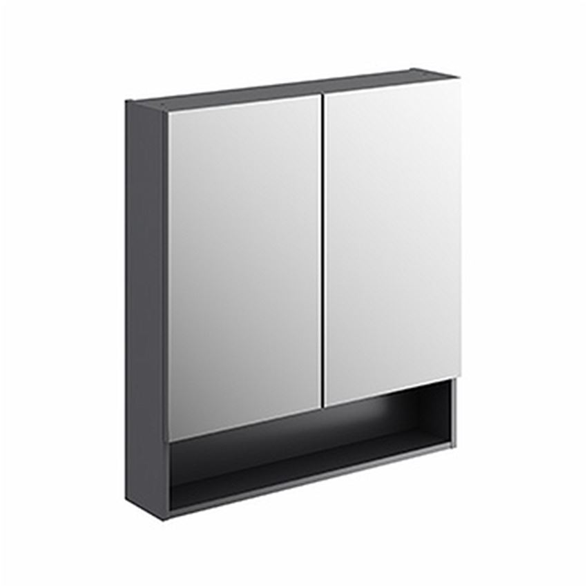 Szafka wisząca z lustrem lava ma 80 Koło Nova Pro Premium