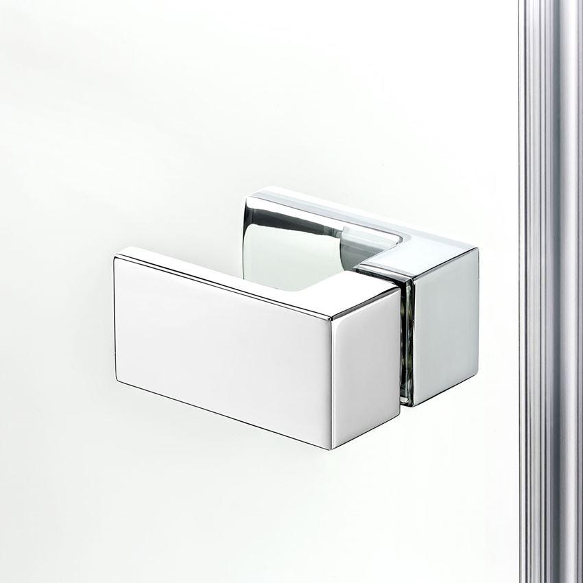 Uchwyty kabiny prysznicowej New Trendy Reflexa