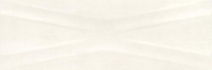 Płytka ścienna 25x75 cm Paradyż Pandora Bianco struktura