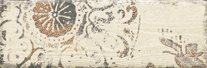 Dekoracja ścienna 9,8x29,8 cm Paradyż Rondoni Beige Inserto C