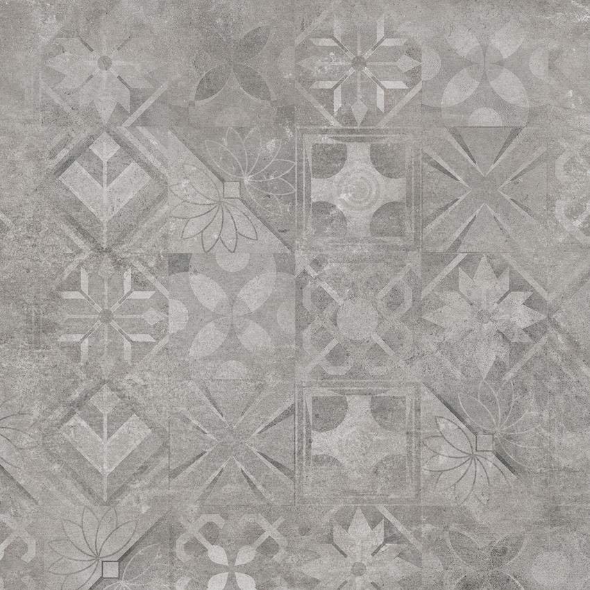 Płytka dekoracyjna Cerrad Softcement silver patchwork