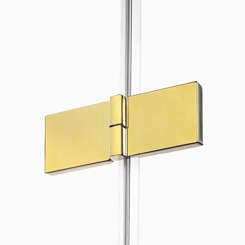 Zawias z serii New Trendy Avexa Gold Shine