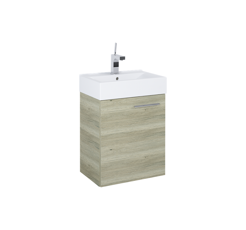 Szafka z umywalką 45 cm Elita Tiny Sanremo