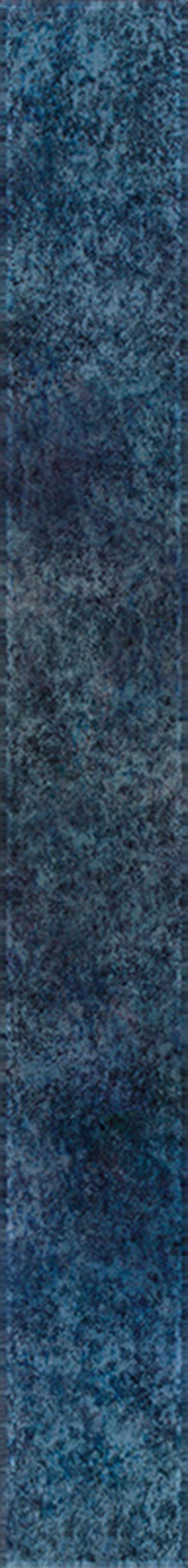 Listwa 7x59,5 cm Paradyż Uniwersalna Listwa Szklana Turkois