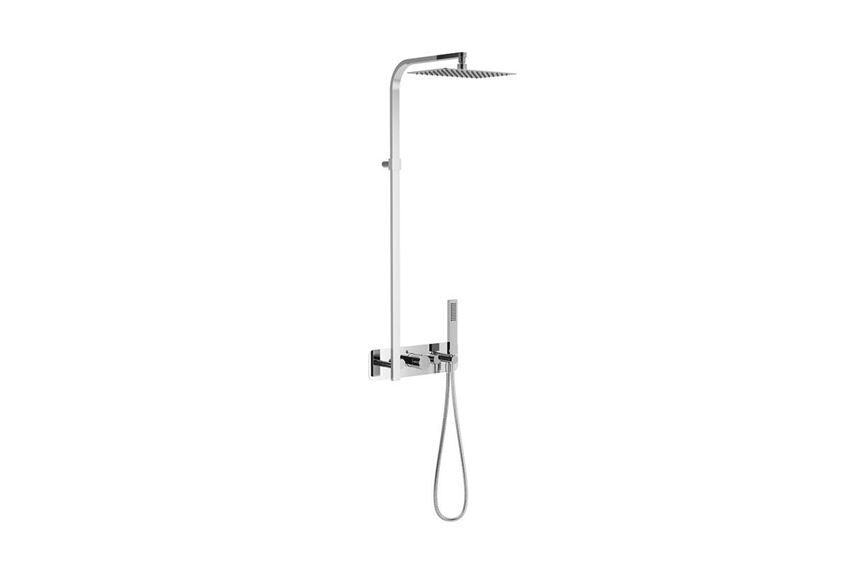 Zestaw prysznicowy Rain Termo Krotos Excellent Krotos