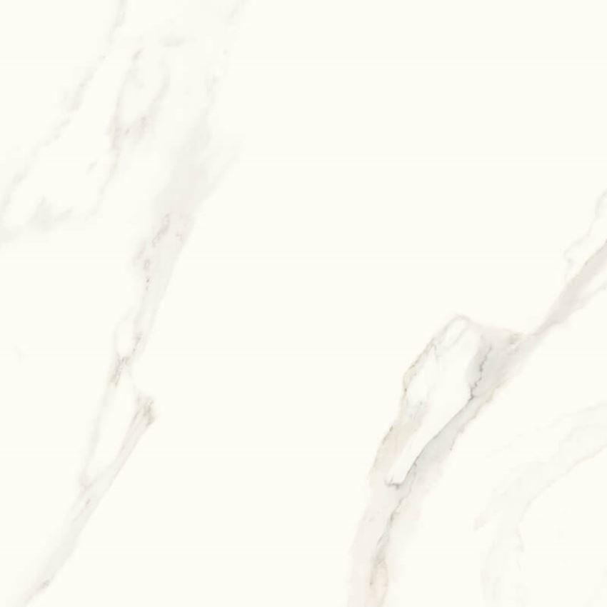 Płytka ścienno-podłogowa 89,8x89,8 cm Calacatta Gres Szkl. Rekt. Poler