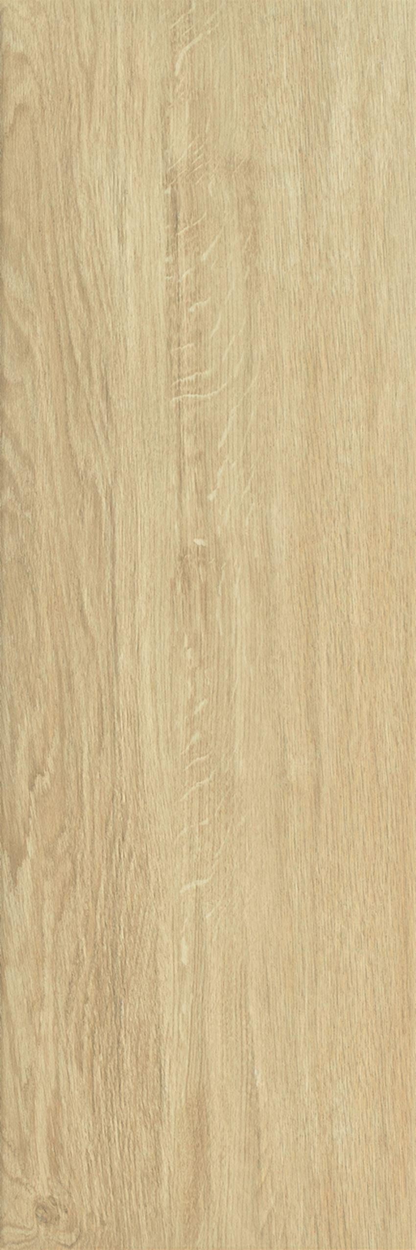 Płytka ścienno-podłogowa 20x60 cm Paradyż Wood Basic Beige Gres Szkl.