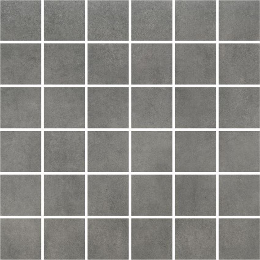 Mozaika 29,7x29,7 cm Cerrad Concrete graphite