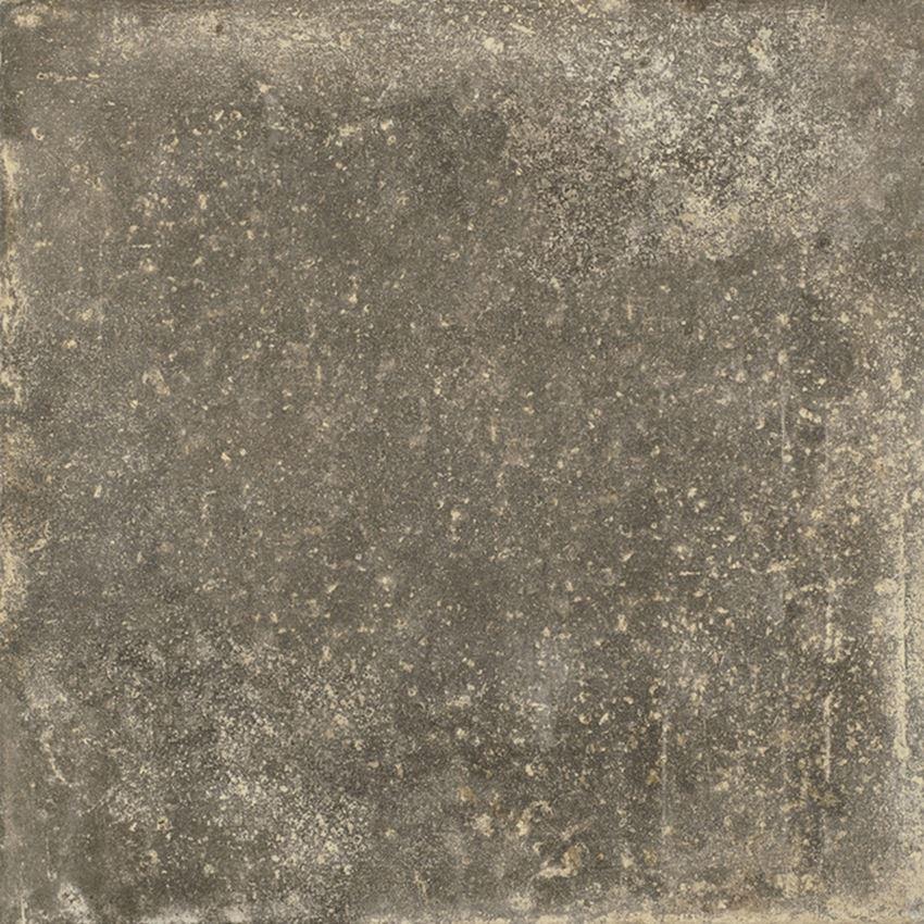 Płytka ścienno-podłogowa 75x75 cm Paradyż Trakt Umbra Gres Szkl. Rekt. Mat