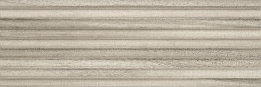 Płytka ścienna Paradyż Daikiri Grys struktura Wood Pasy