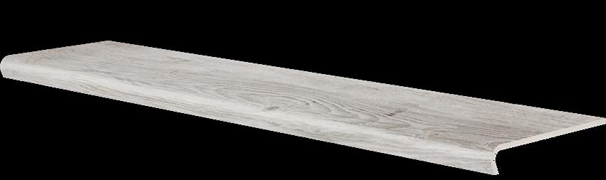 Płytka stopnicowa 32x120,2 cm Cerrad V-shape Cortone Crema