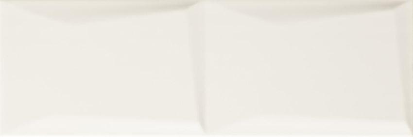 Płytka ścienna 20x60 cm Paradyż Maloli Bianco struktura B