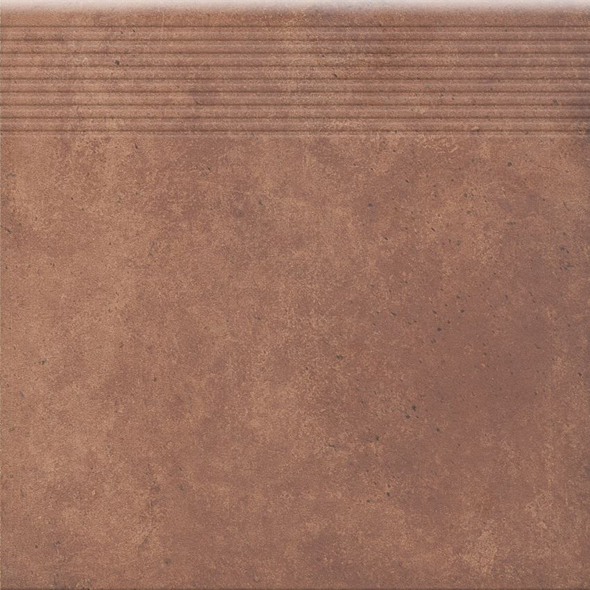 Płytka stopnicowa 30x30 cm Cerrad Cottage Chili