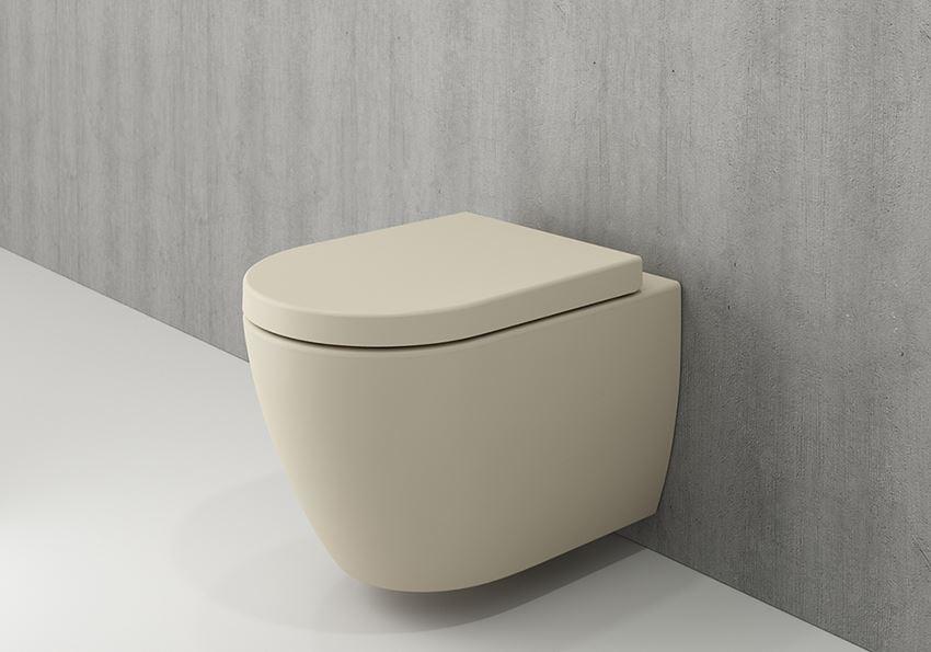 Miska WC wisząca bez deski Matt Jasmine Bocchi Milano