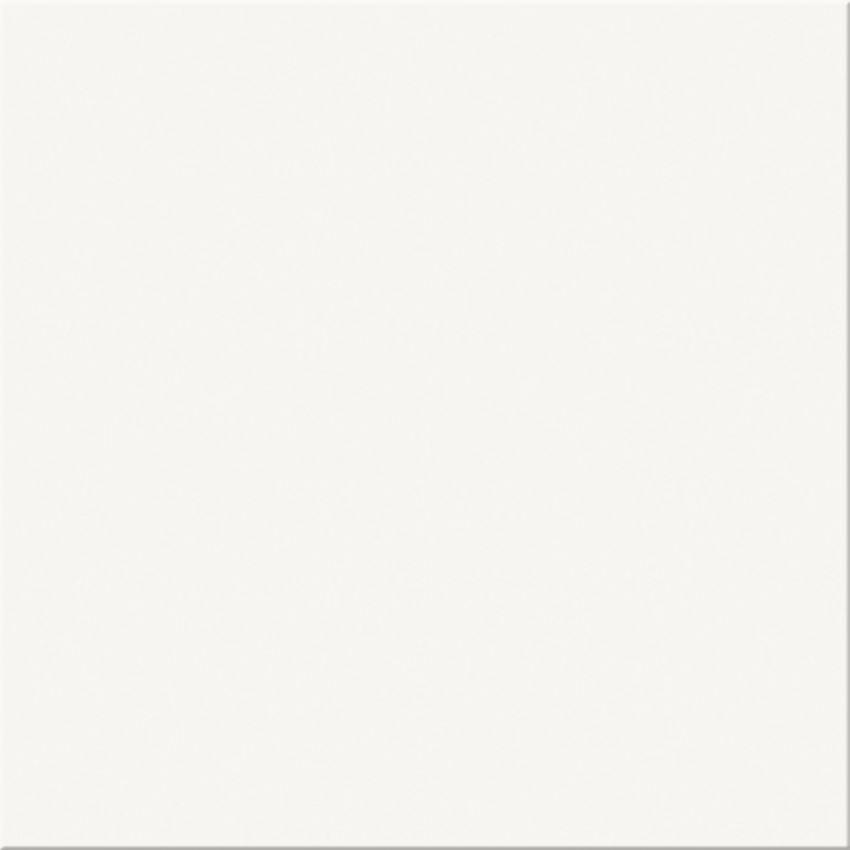 Płytka podłogowa 42x42 cm Cersanit Gpt442 white micro