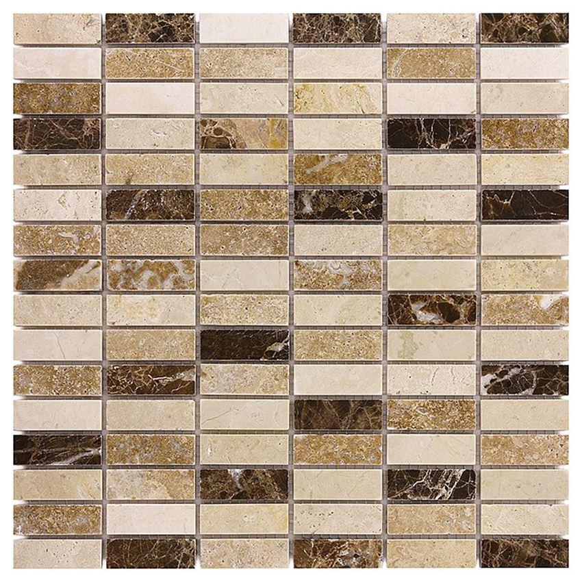 Mozaika 30,5x30,5 cm Dunin Emperador Block mix 48