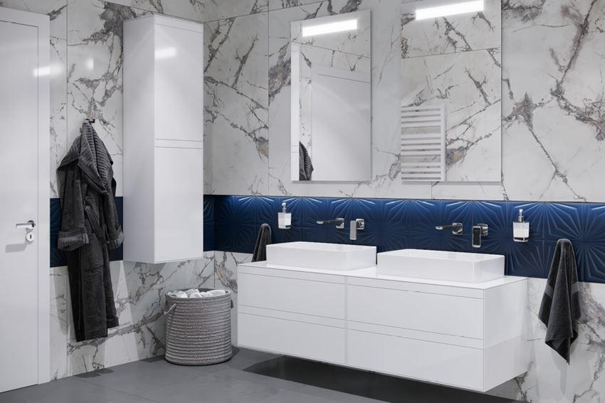 Szafka pod umywalkę nablatową 80x48,7 cm Excellent Finli