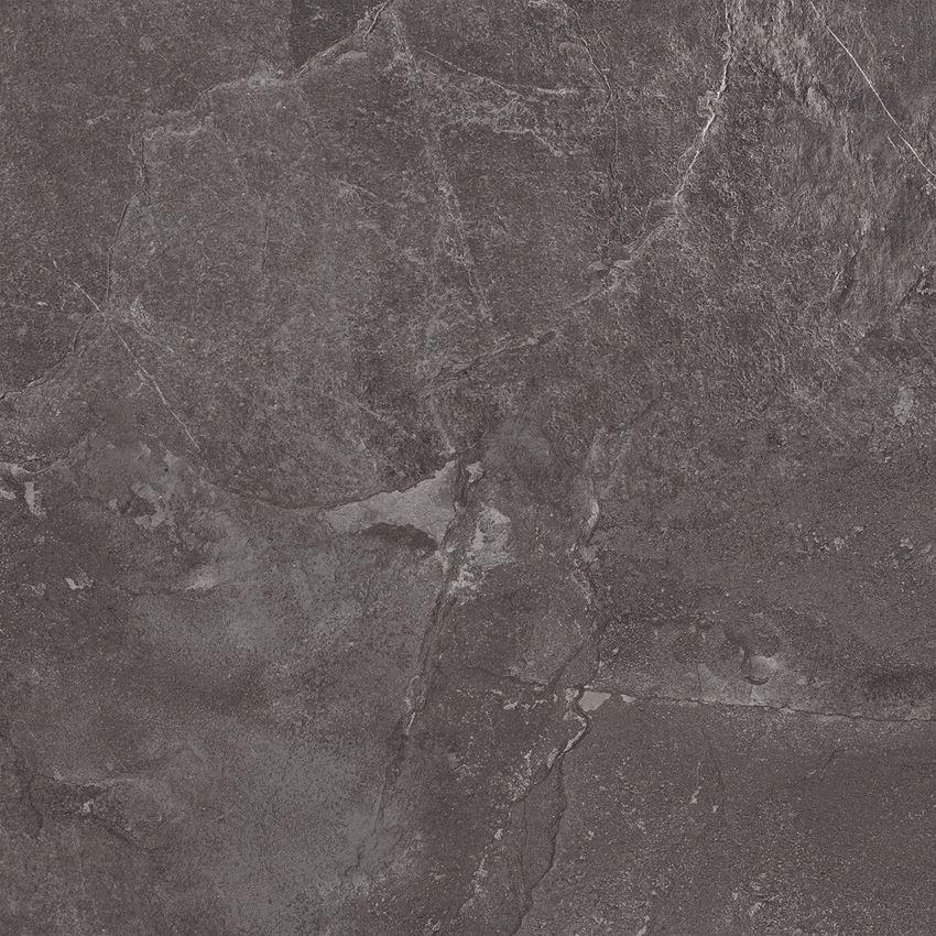 Płytka podłogowa 79,8x79,8 cm Tubądzin Grand Cave Graphite STR