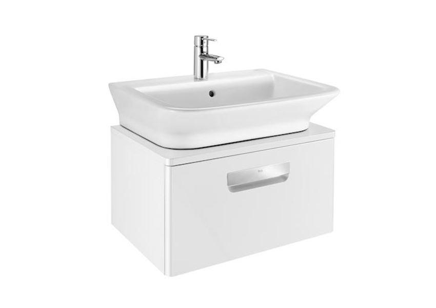 Szafka z szufladą pod umywalkę 60x41,4x32 cm Roca Gap