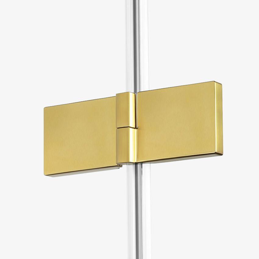 Zawias New Trendy Avexa Gold