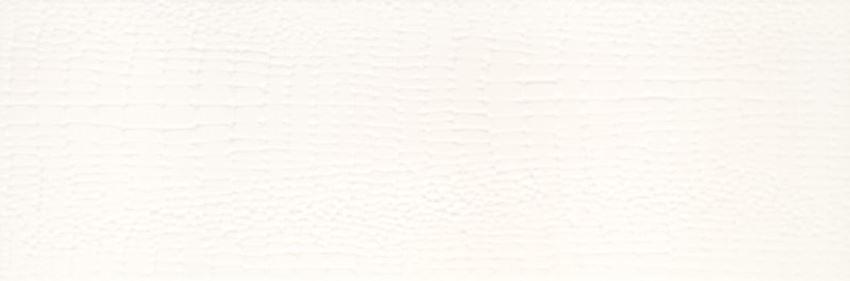 Płytka ścienna 39,8x119,8 cm Paradyż Fashion Spirit White Ściana Struktura Rekt.