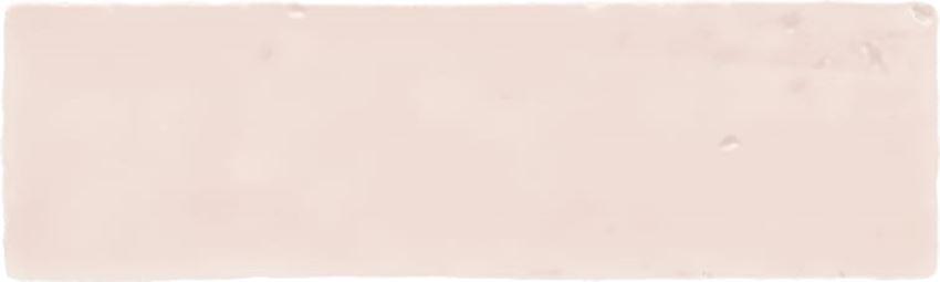 Płytka ścienna 6x20 cm Azario Laurel Clay Soft Pink