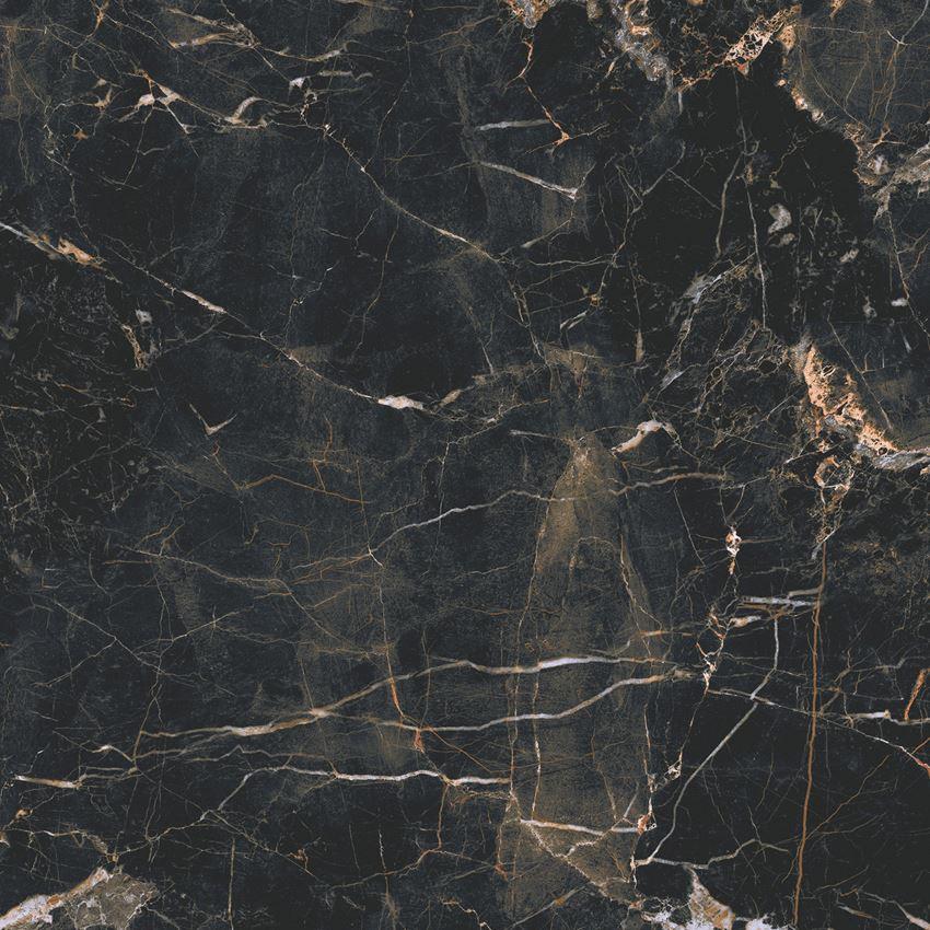 Płytka ścienno-podłogowa 59,7x59,7 cm Cerrad Marquina Gold Mat