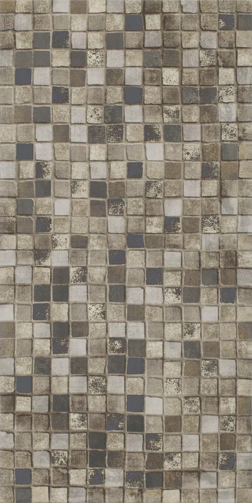 Paradyż Luciola Mocca Inserto Mosaico