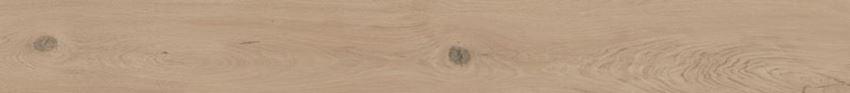 Płytka ścienno-podłogowa 19,8x179,8 cm Paradyż Soulwood Almond Gres Szkl. Rekt. Struktura Mat.