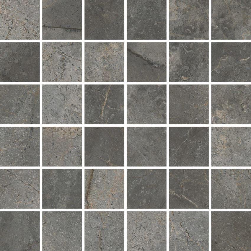 Mozaika 30x30 cm Cerrad Masterstone Graphite POLER