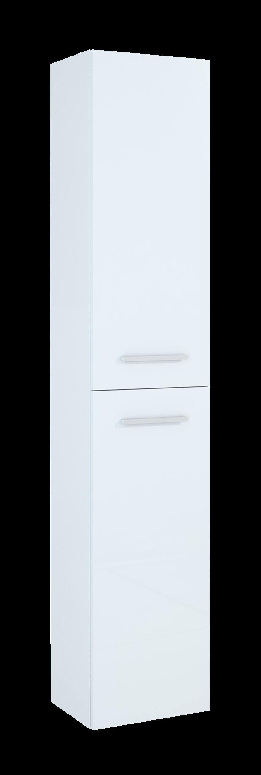Słupek biały szafki 30 cm Elita Kwadro Plus