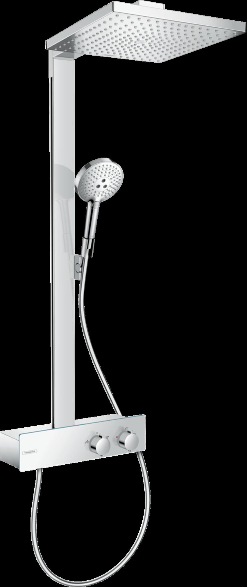 Komplet prysznicowy 300 1jet EcoSmart 9 l/min Hansgrohe Raindance E
