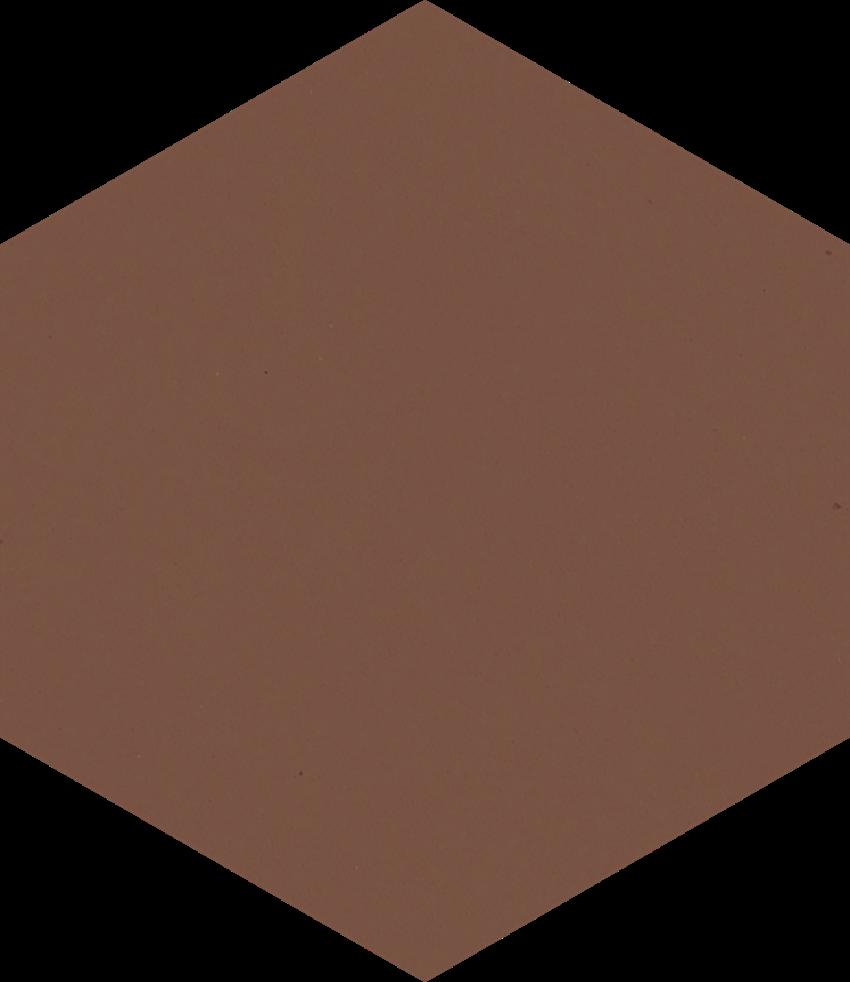 Płytka ścienno-podłogowa 17,1x19,8 cm Paradyż Modernizm Brown Gres Mat
