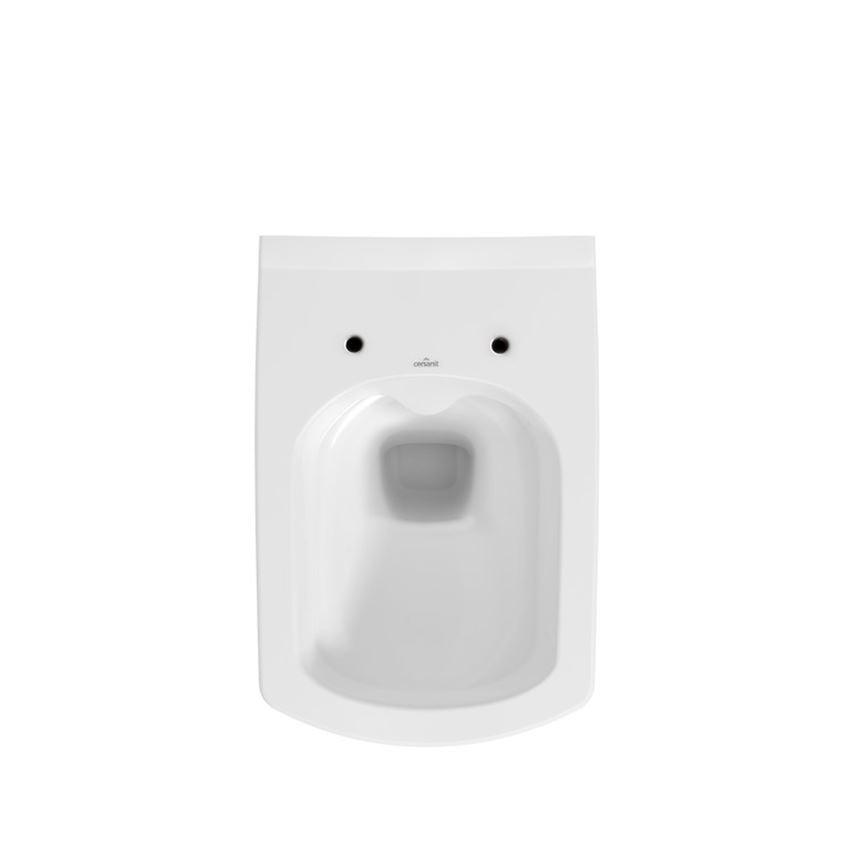 Miska WC podwieszana z deską wolnoopadającą CleanOn Cersanit Easy