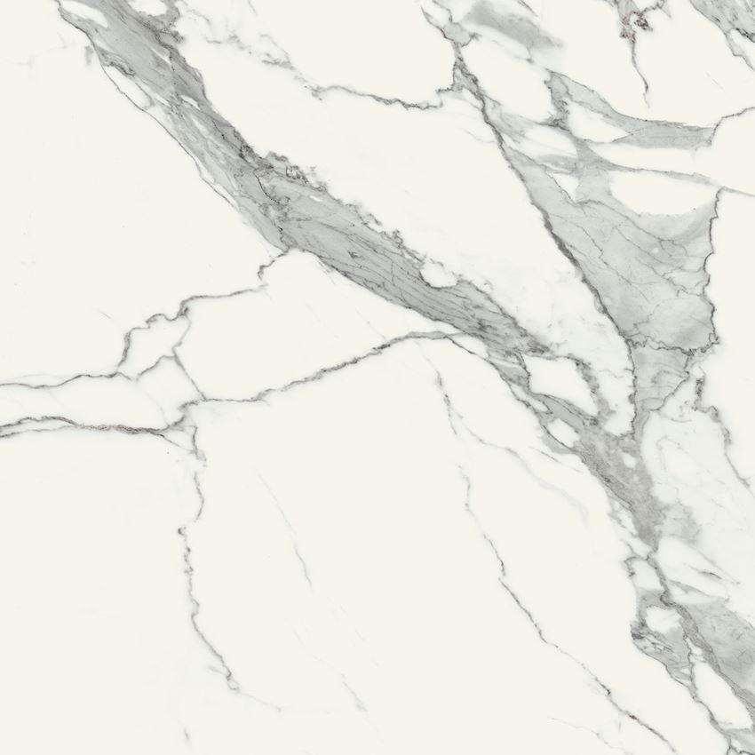 Płytka uniwersalna 119,8x119,8 cm Tubądzin Specchio Carrara
