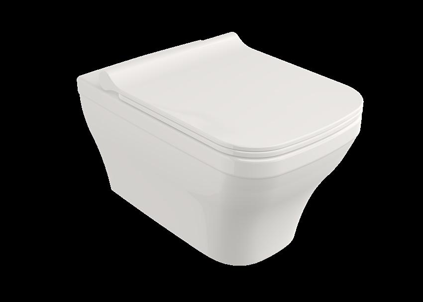 Miska wisząca WC Rimless 53,5x34 cm IÖ Sorento