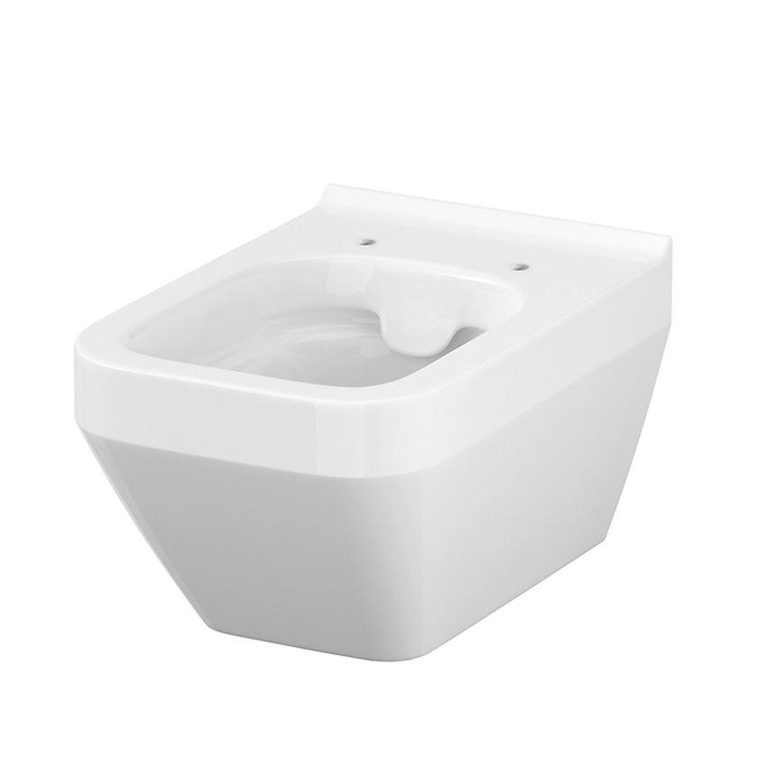 Miska WC CleanOn bez deski 52x35x37,5 cm Cersanit Crea