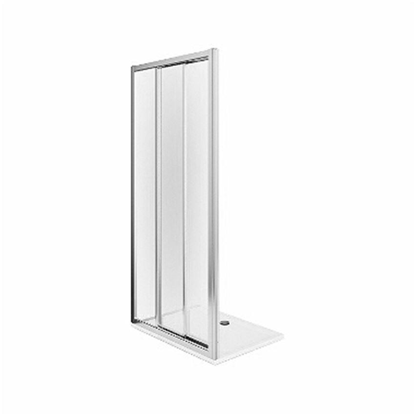 Drzwi 3-elementowe szkło przezroczyste Koło First