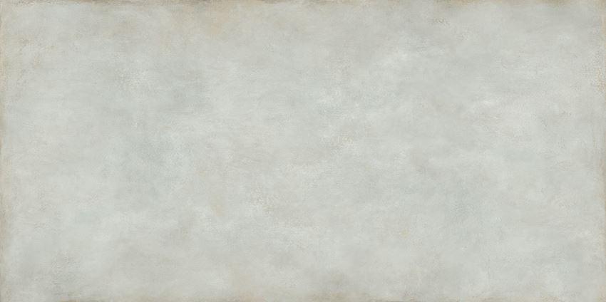 Płytka ścienno-podłogowa 119,8x239,8 cm Tubądzin Patina Plate white MAT