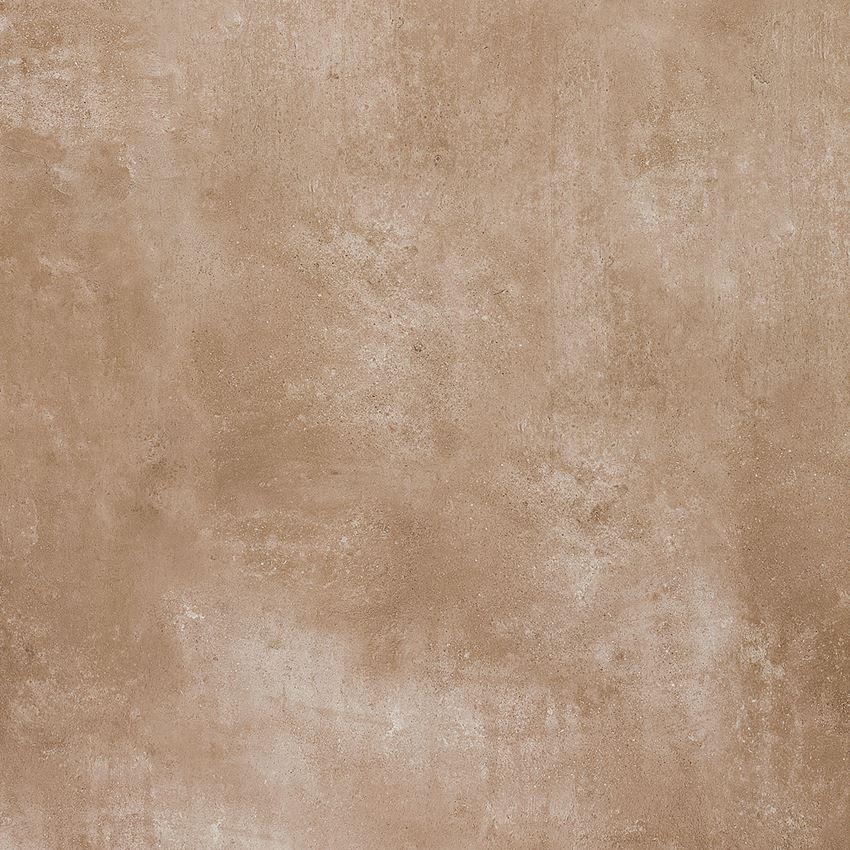 Płytka gresowa Tubądzin Epoxy Brown 2