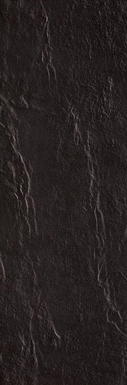 Płytka ścienna 29,8x89,8 cm Paradyż Golden Hills Nero Ściana Struktura Rekt
