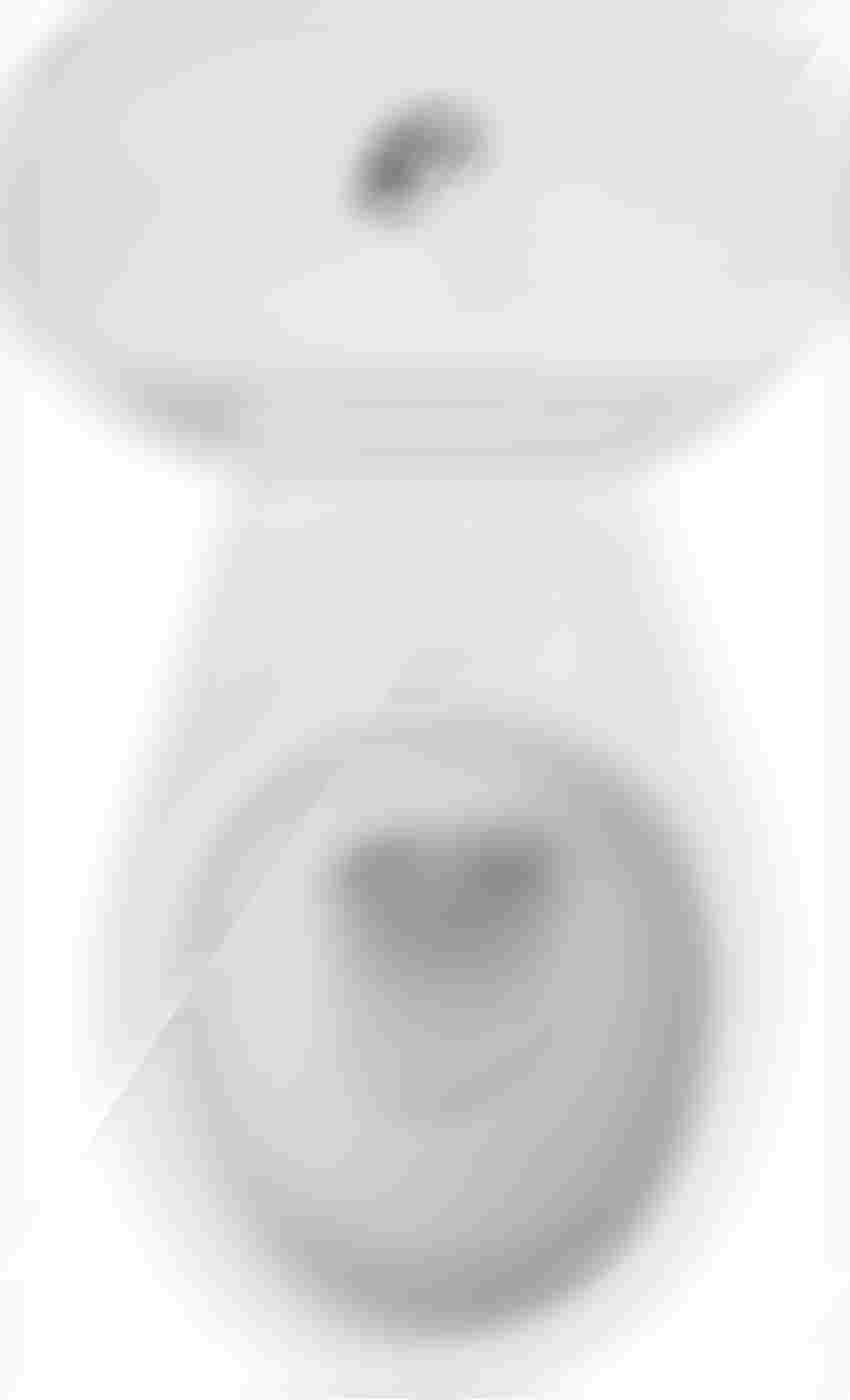 WC kompakt z deską polipropylenową Cersanit President