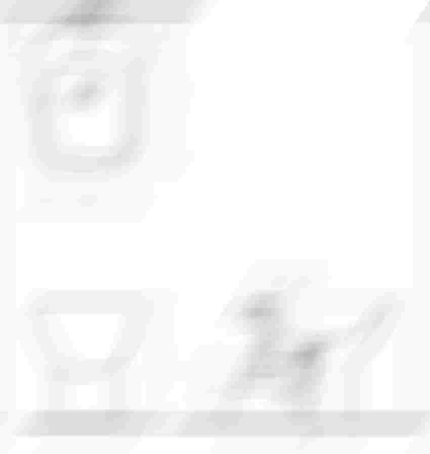 Bidet stojący Koło Style rysunek techniczny