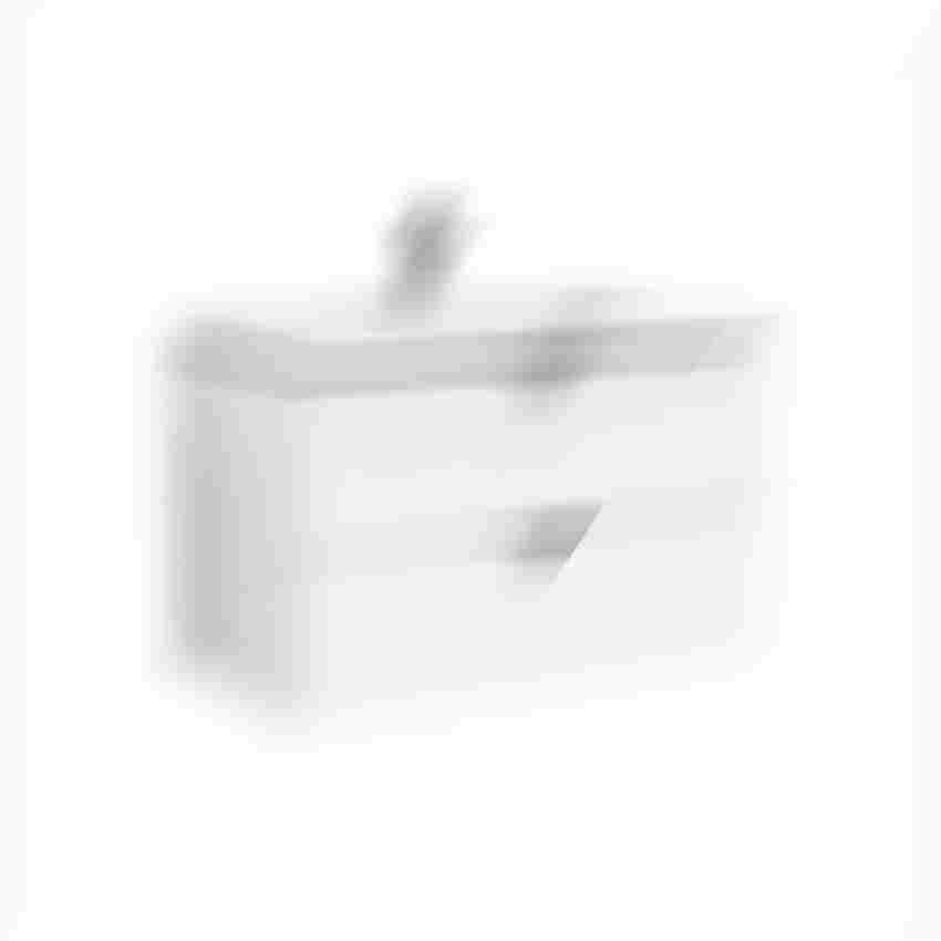 Szafka wisząca podumywalkowa biała 80 cm Oristo Siena