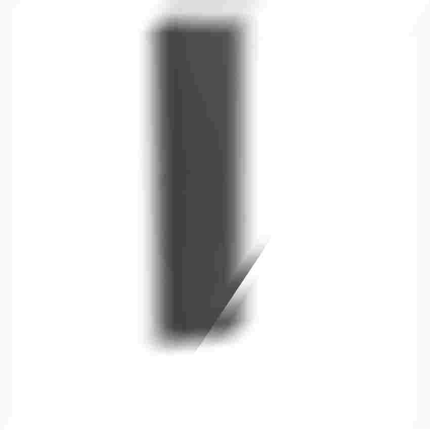 Szafka wysoka boczna dąb czarny 32x40x160 cm Oristo Siena