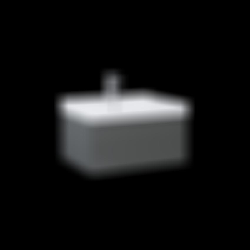 Szafka podumywalkowa 60 cm Elita Look Anthracite